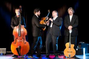 Joscho Stephan Helmut Eisel Quartett 3 - 12-2011