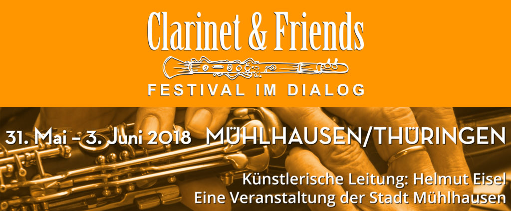 Clarinet & Friends 2018 | Mühlhausen